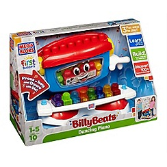 Mega Bloks - First Builders Billy Beats Dancing Piano