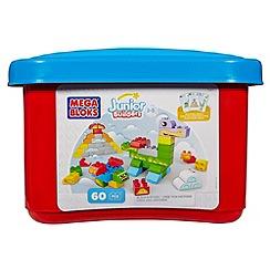 Mega Bloks - Junior Builders Building Imagination