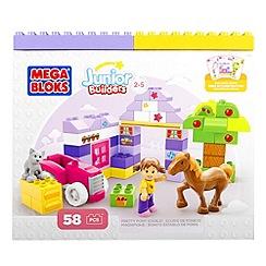 Mega Bloks - Junior Builders Themed Mini Building Box