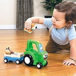 Little Tikes - Handle haulers deluxe - tractor