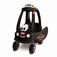 Little Tikes - Cozy coupe black cab