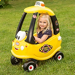 Little Tikes - Cozy coupe yellow cab