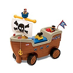 Little Tikes - Play 'n scoot pirate ship
