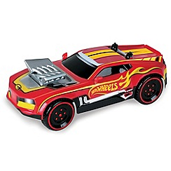 Hot Wheels - 1:16 Scale Radio Controlled Car with Interchangeable Bodies