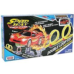 Motormax - Speed Way double loop 720 set