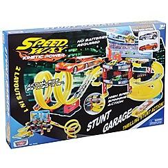Motormax - Speed Way Stunt Garage