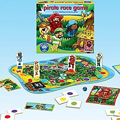 Orchard Toys - Pirate Race Game