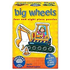 Orchard Toys - BIG WHEELS