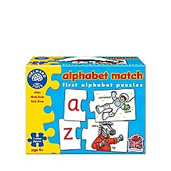 Orchard Toys - ALPHABET MATCH
