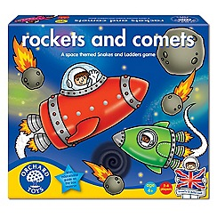 Orchard Toys - ROCKETS & COMETS