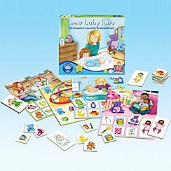 Orchard Toys - NEW BABY LOTTO