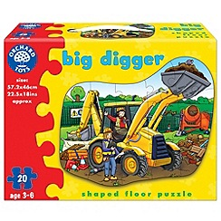 Orchard Toys - BIG DIGGER