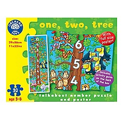 Orchard Toys - ONE, TWO, TREE