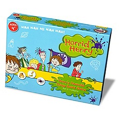 Paul Lamond Games - Horrid Henry Board Game