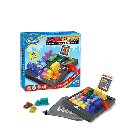 Paul Lamond Games - Thinkfun Rush Hour Game