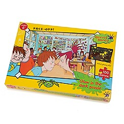 Paul Lamond Games - Horrid Henry Gitd Face Off 100 Pieces Puzzle