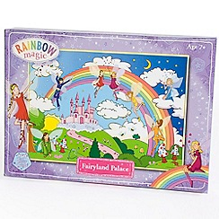 Paul Lamond Games - Fairyland Palace Puzzles