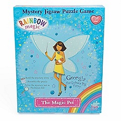 Paul Lamond Games - Rainbow Magic Mystery Puzzle Magic Pet 250 Pieces