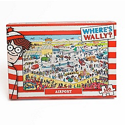 Where's Wally - Airport 100 Pieces Puzzle