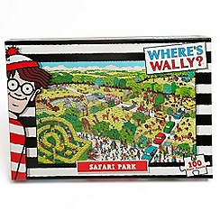 Where's Wally - Safari 100 Pieces Puzzle