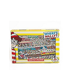 Where's Wally - Station 250 Pieces Puzzle