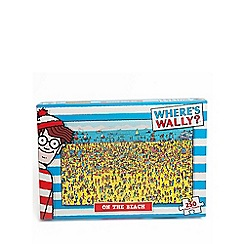 Where's Wally - Beach 250 Pieces Puzzle