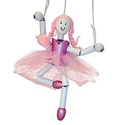 Paul Lamond Games - Ballerina Puppet Kit