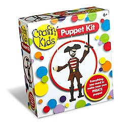 Paul Lamond Games - Pirate Puppet Kit