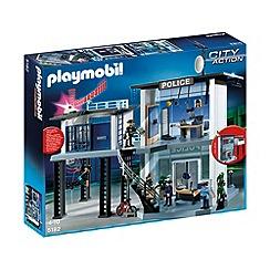 Playmobil - Police Station