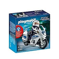 Playmobil - Police Motorbike