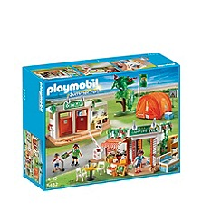 Playmobil - Camp Site