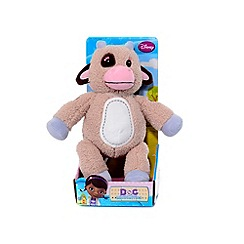 Doc McStuffins - 10inches Boxed Plush - Moo Moo The Cow
