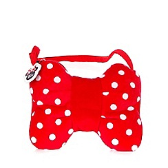 Minnie Mouse - Red Bow Shoulder Bag