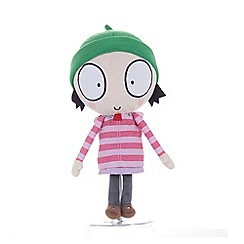 Sarah & Duck - 12inches Large Sarah Plush