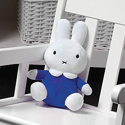 Miffy - My first blue plush