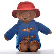 Paddington movie24cm  plush