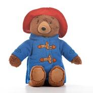 Paddington movie 30cm plush with feature