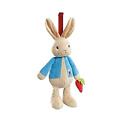 Beatrix Potter - Peter rabbit pull down musical plush