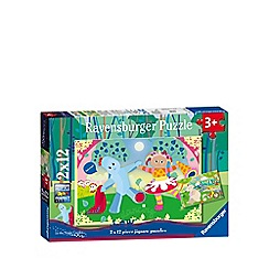 In the Night Garden - Ravensburger 2 x 12pc