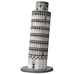Ravensburger - Leaning Tower of Piza Building 3D Puzzle 216pc