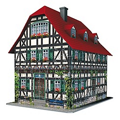 Ravensburger - Medieval House 3D Puzzle 216pc
