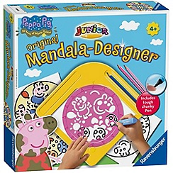 Peppa Pig - Junior Mandala-Designer