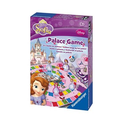 Disney Sofia the First Ravensburger Palace Game - . -