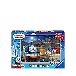 Thomas & Friends - Ravensburger Thomas Night Work, 60 pc Glow in the Dark Puzzle