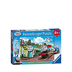 Thomas & Friends - Ravensburger Thomas 2 x 24pc puzzle