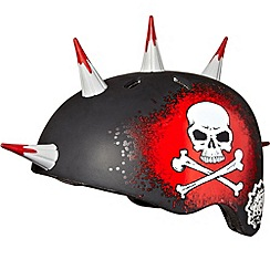 Re:creation - Krash Jolly Roger Spikes Helmet