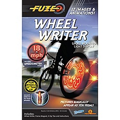 Re:creation - Fuze Wheel Writer