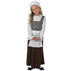 Rubie's - Tudor Girl Costume - Medium