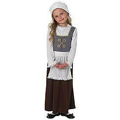 Rubie's - Tudor Girl Costume - Medium