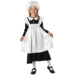 Rubie's - Victorian Maid Costume - Medium